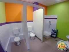 łazienka sala zielona